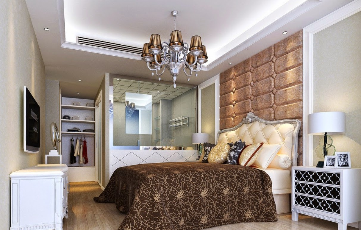 ... Walk In Closet Bedroom Home Design Minimalist