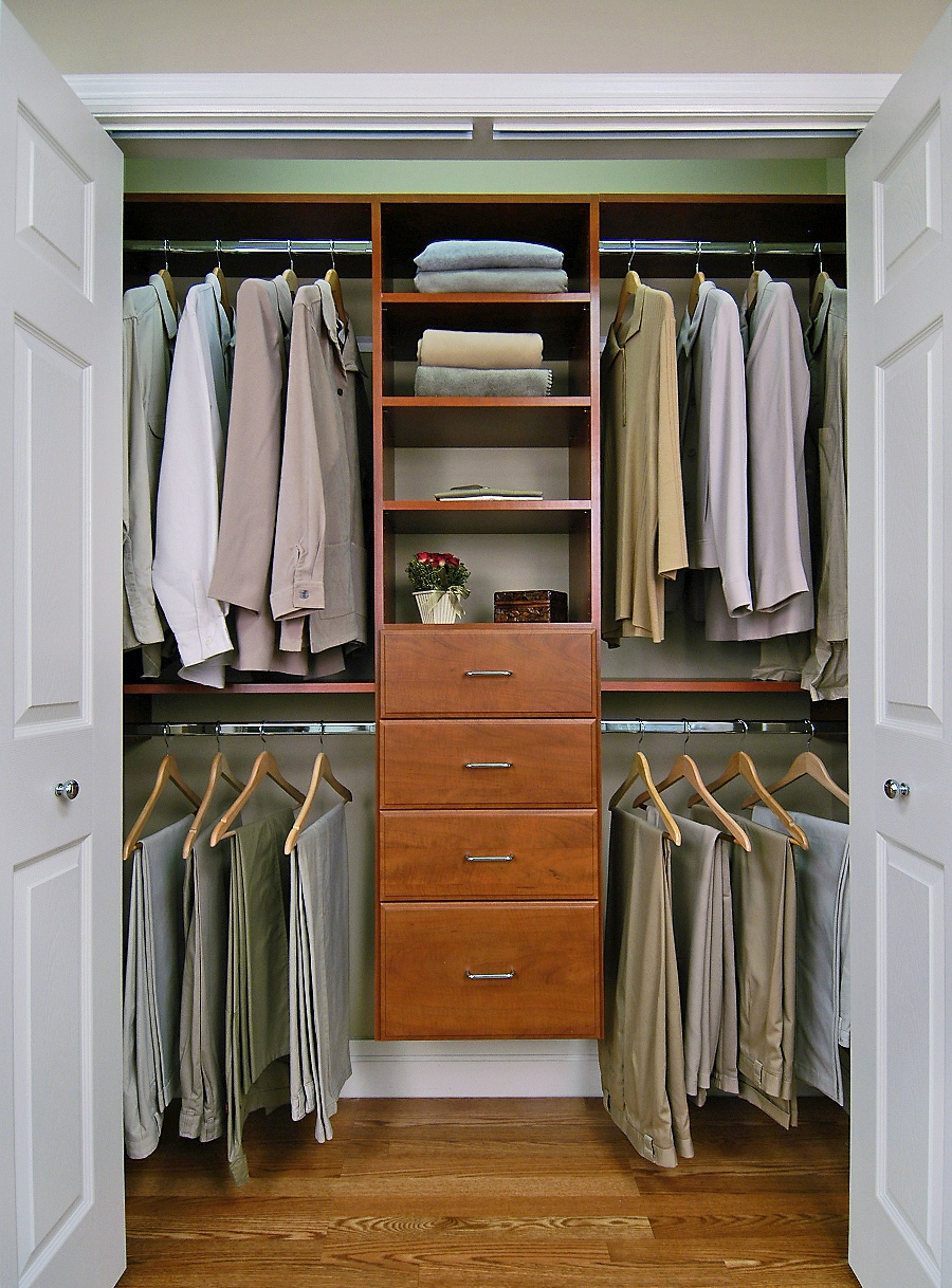 Small bedroom closet storage ideas - Walk In Closet Small Bedroom Few Things To Signify Luxurious Walk In Closet Smallsimple And Small