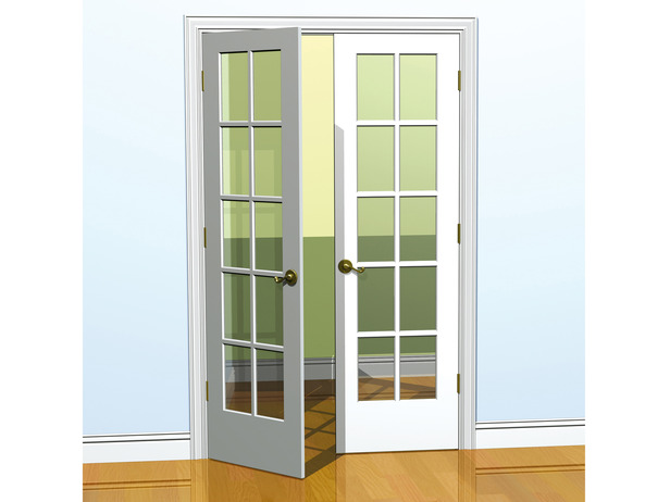 French door interior french door hardware inspiring for Home hardware french doors