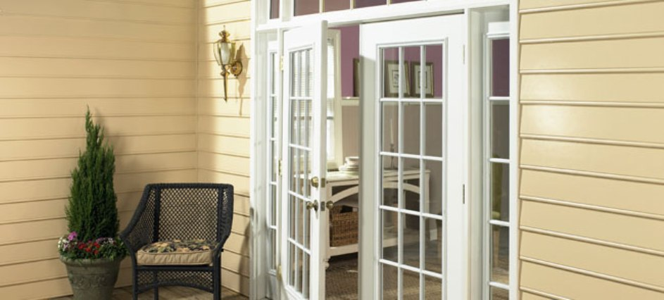 Beautiful french doors interior menards for your home for Interior french patio doors