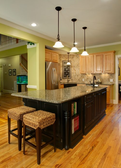 L Shaped Kitchen Layouts With Island Increasingly Popular Kitchen 39 S Designs Interior