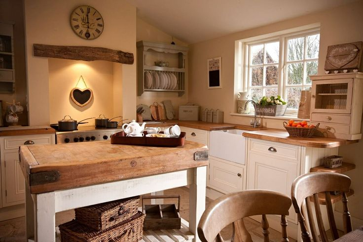 Country Cottage Kitchen Ideas Part - 23: Awesome Pictures Of Country Cottage Kitchens Part - 10: Country Cottage  Kitchen Design Photo 13