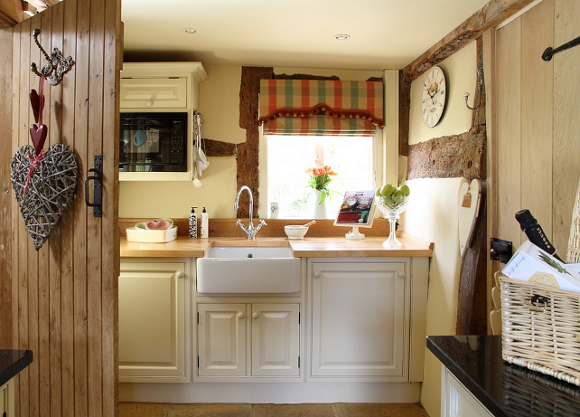Country cottage kitchen designs - make a lively and ...
