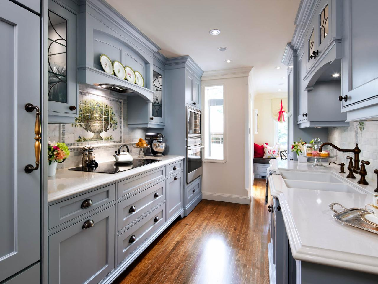 Country Cottage Kitchen Design Ideas ~ Country cottage kitchen designs make a lively and