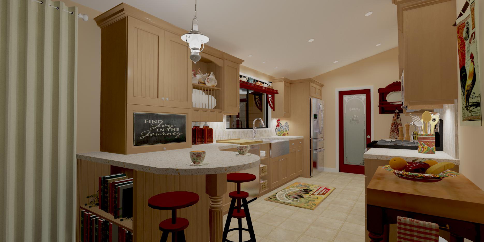 Kitchen Design Ideas For Mobile Homes Photo 13