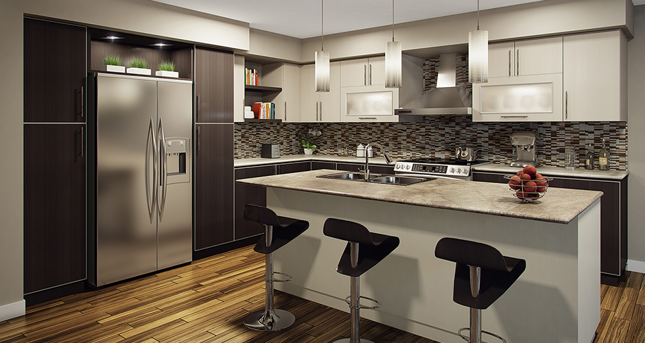 detached garage interior ideas - Making the urban kitchen an inviting space Top 10 Urban