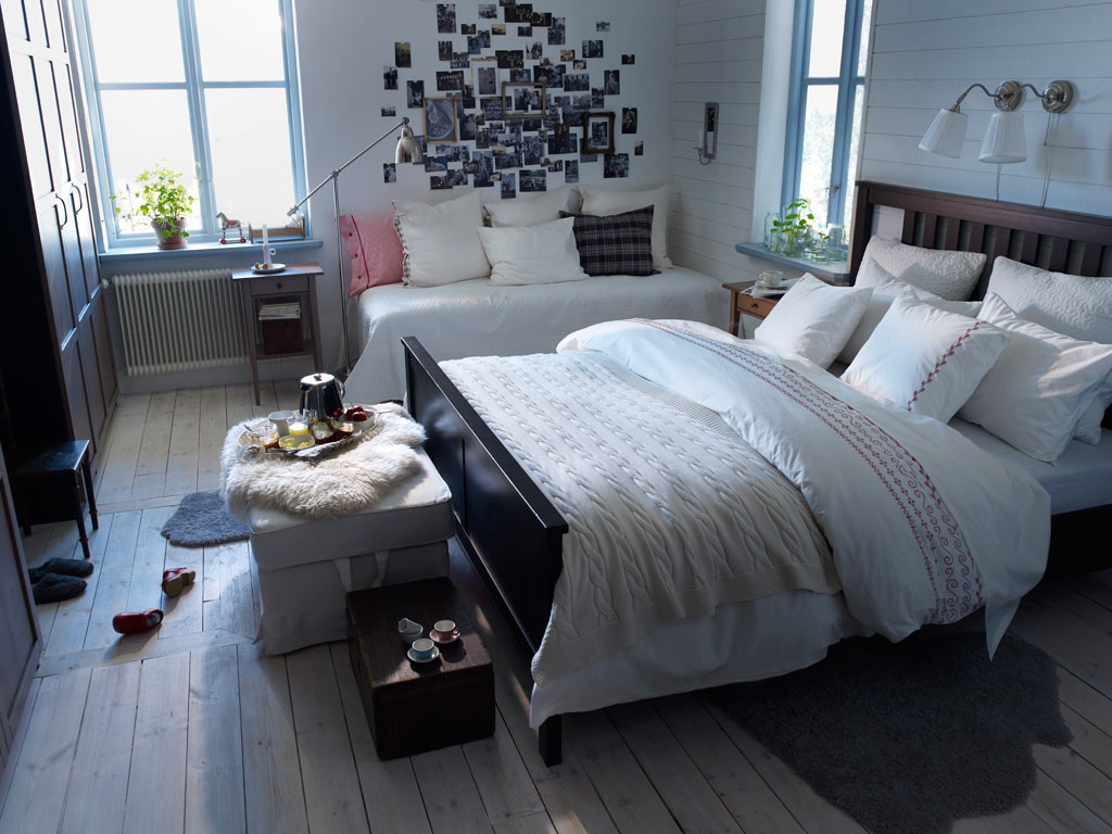 Ikea hemnes bedroom furniture 20 reasons to bring the romance of bedrooms back interior - Ikea bedrooms ideas ...