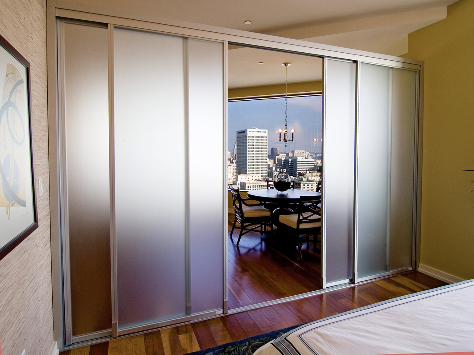 Interior sliding doors room dividers 22 methods to give for Interior sliding glass doors room dividers