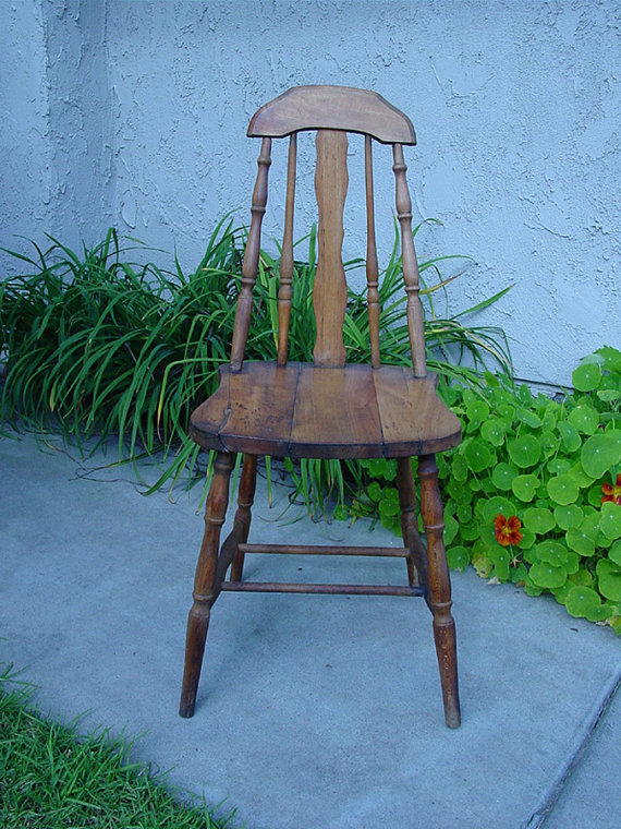 1930s kitchen chairs photo - 3