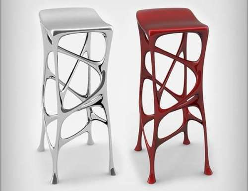 34 inch aluminum bar stools photo - 1