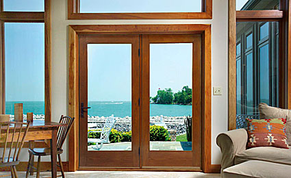 4 foot french doors exterior photo - 5