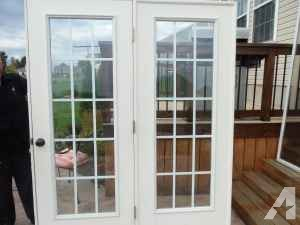 5 foot exterior french doors photo - 1