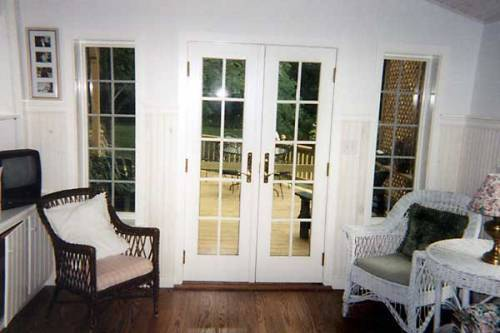 5 foot exterior french doors photo - 3
