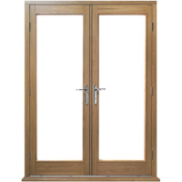5 foot exterior french doors photo - 4