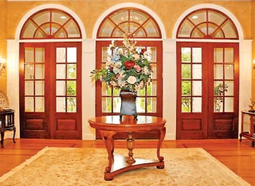 6 foot exterior french doors photo - 2