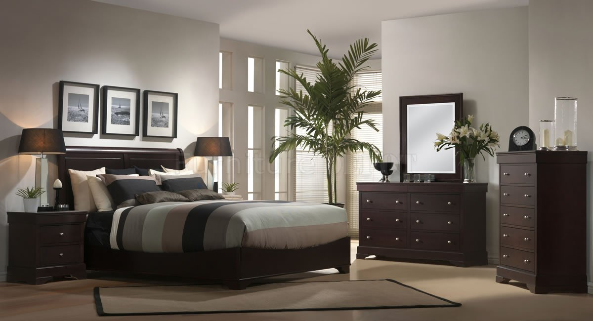 7 piece bedroom furniture sets photo - 1