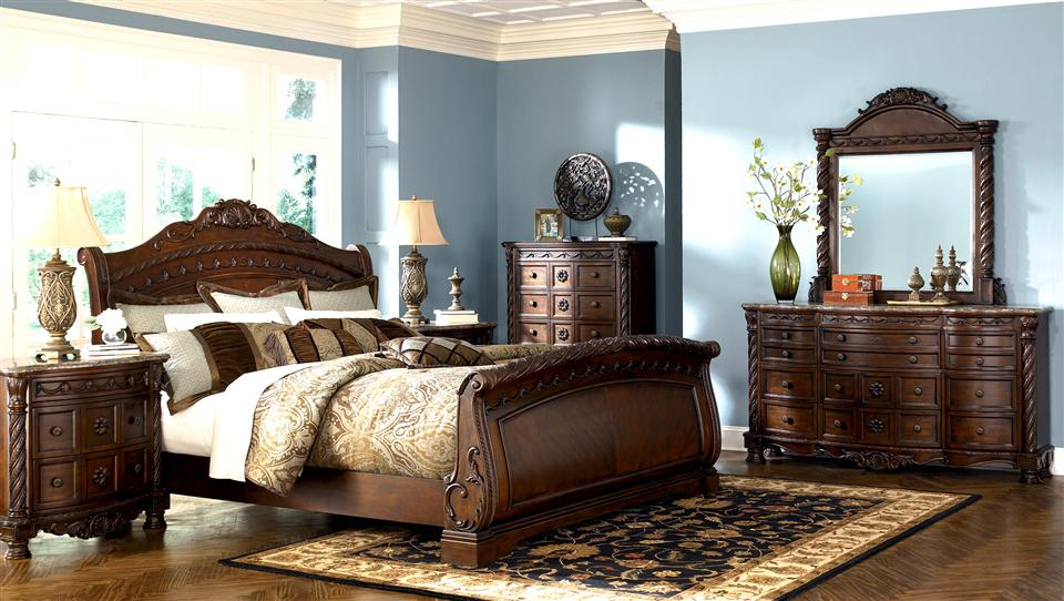 7 piece bedroom furniture sets photo - 3