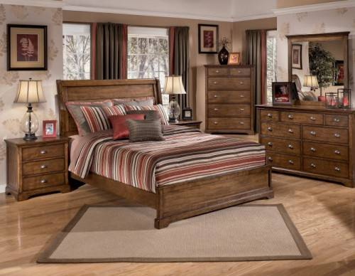 7 piece king bedroom furniture sets photo - 1