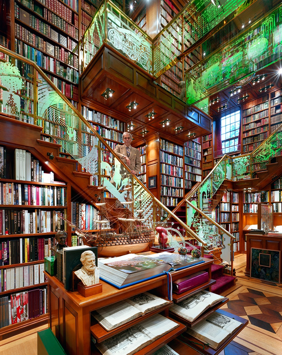 Amazing Private Libraries photo - 2