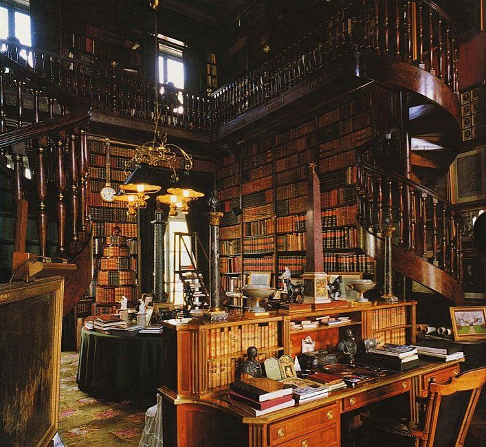 Amazing Private Libraries photo - 3