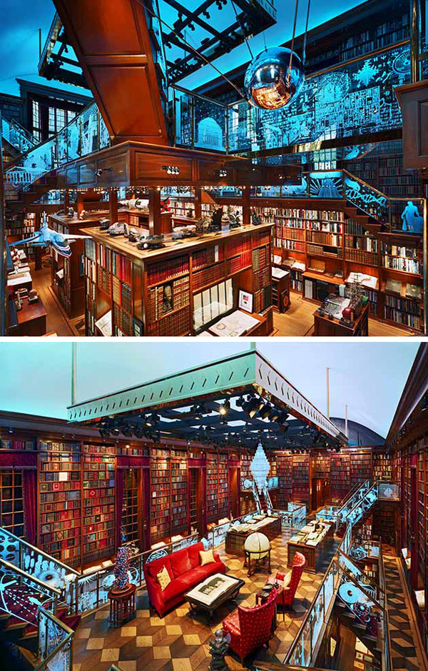 Amazing Private Libraries photo - 4