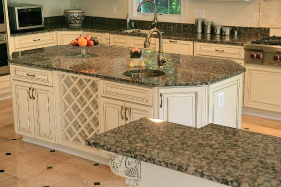 Place and size of the countertop are also important here. For ...