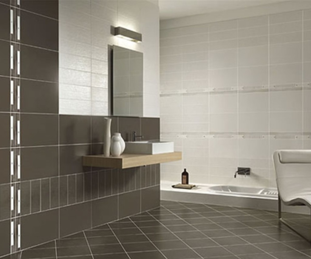 Bathroom tiles colors luxury orange bathroom tiles for Designs of bathroom tiles