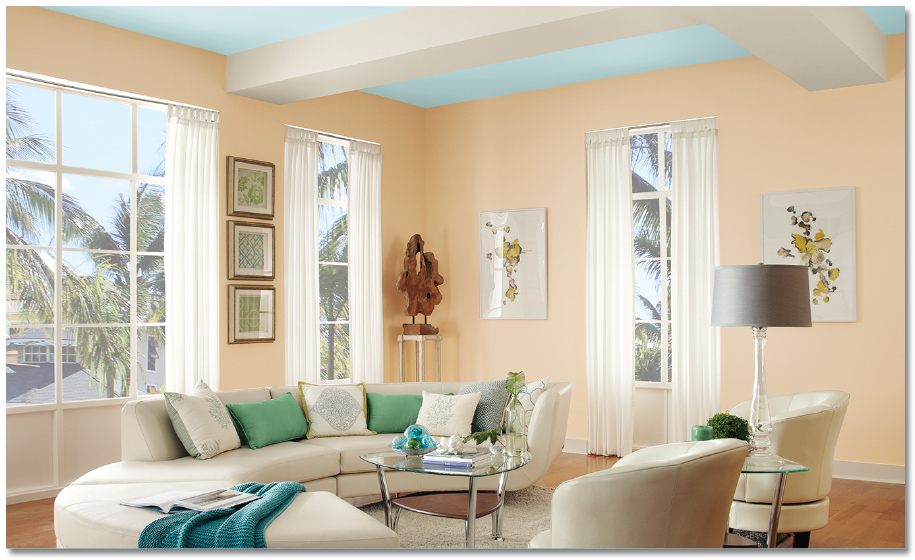 Color Harmony Living Room photo - 3