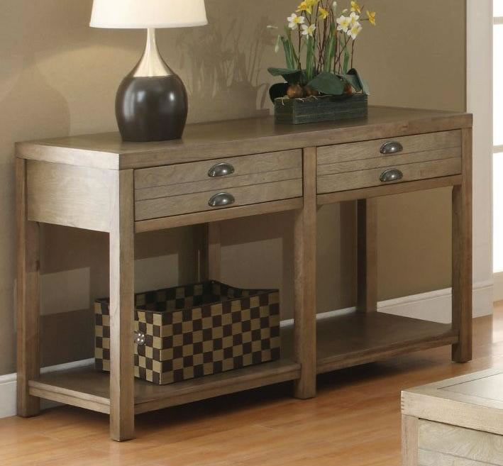 Console Tables Are Perfect For Placing In Any Room photo - 3