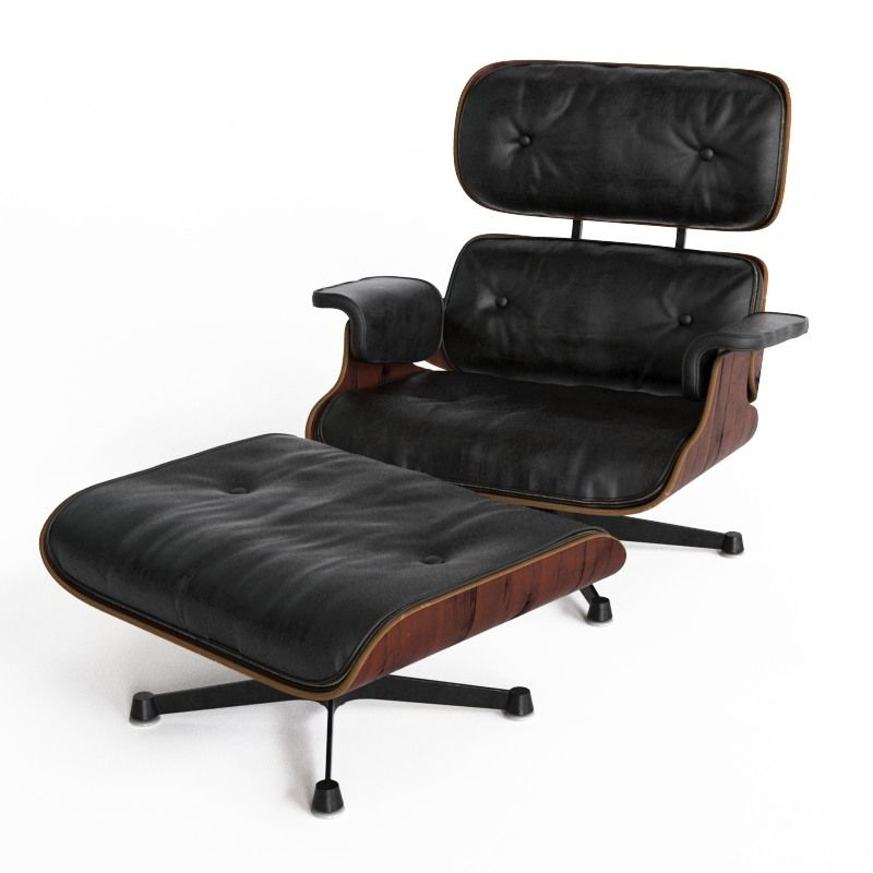Earnes Lounge Chair photo - 3