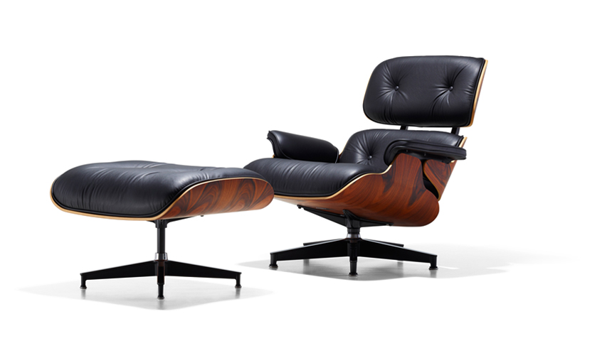 Earnes Lounge Chair photo - 4