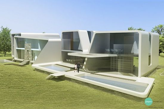 Eco House Concept photo - 3
