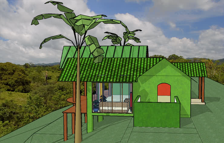 Eco House Concept photo - 5