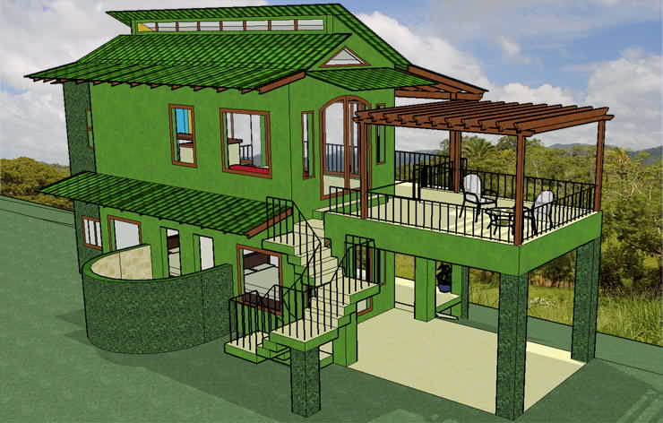 Eco House Designs Photo   2