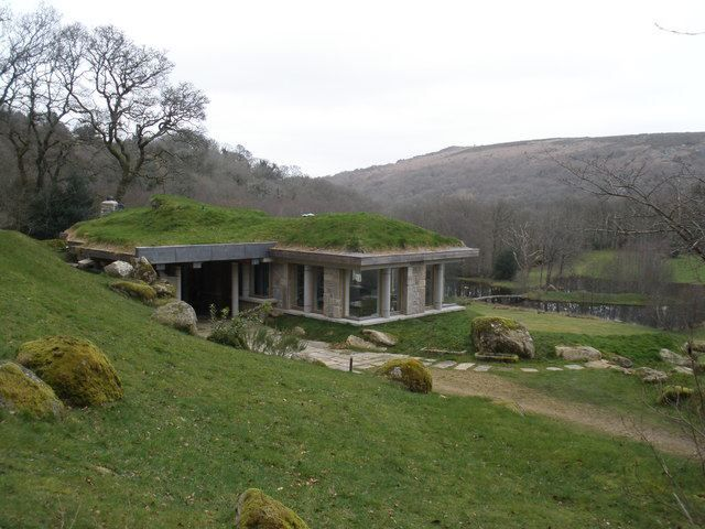 Eco House Grass Roof photo - 5