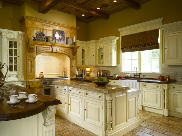 Elegant Kitchen Design photo - 2