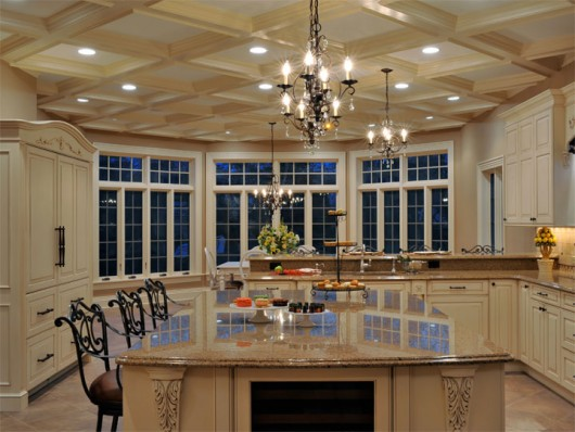 Elegant Kitchen Design photo - 4
