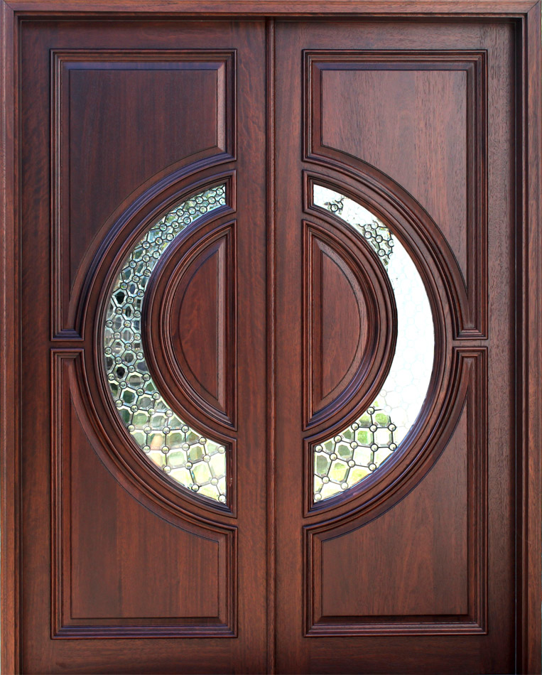 glass arch double front door home design interior exterior doors