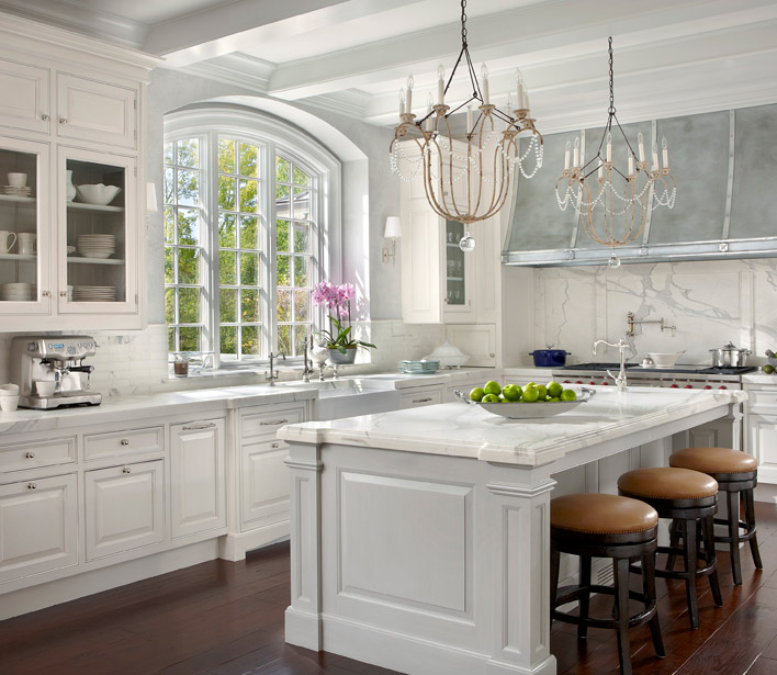 French Contemporary Kitchen photo - 4