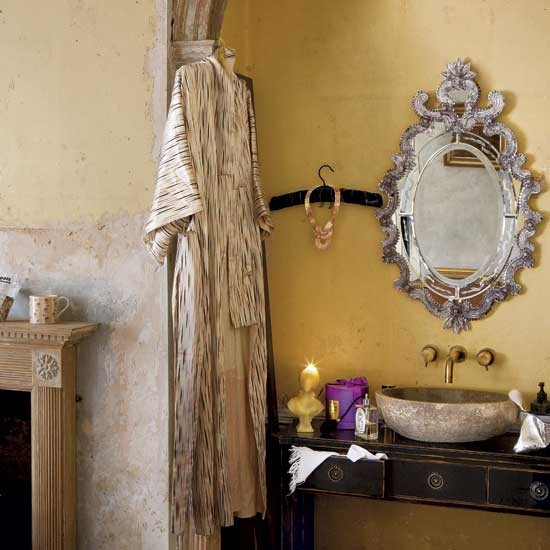 Gold Bathroom Idea photo - 4