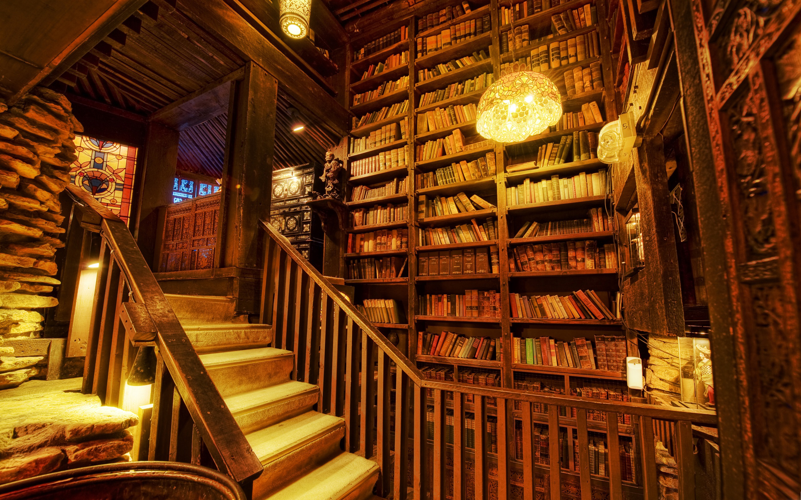 Greatest Private Libraries photo - 1