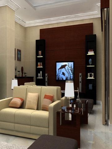 Impressive Living Room Interior Design photo - 2