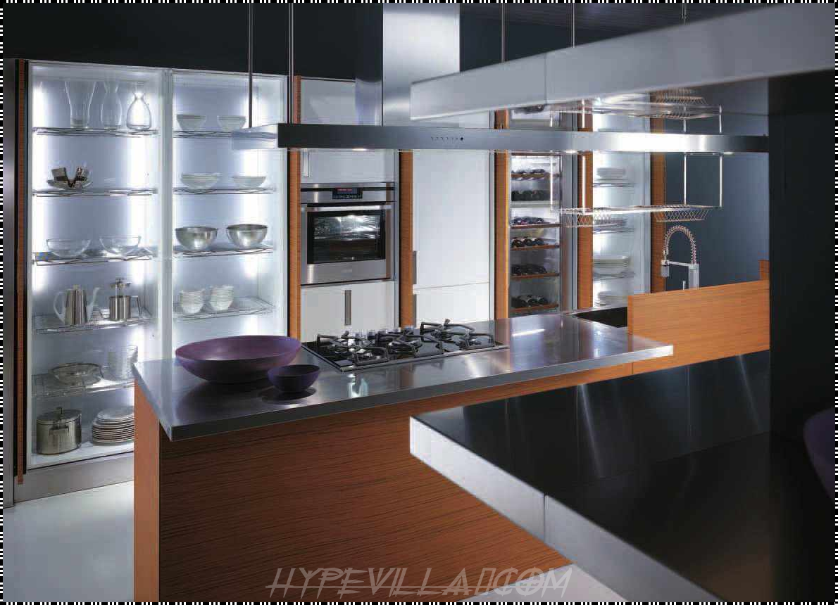 Interior Top Kitchen Design photo - 3