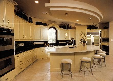 Kitchen Design Concept  Interior & Exterior Doors
