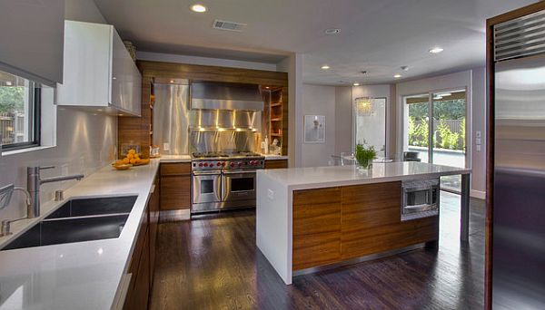 Kitchen Interior – Wood Material photo - 6