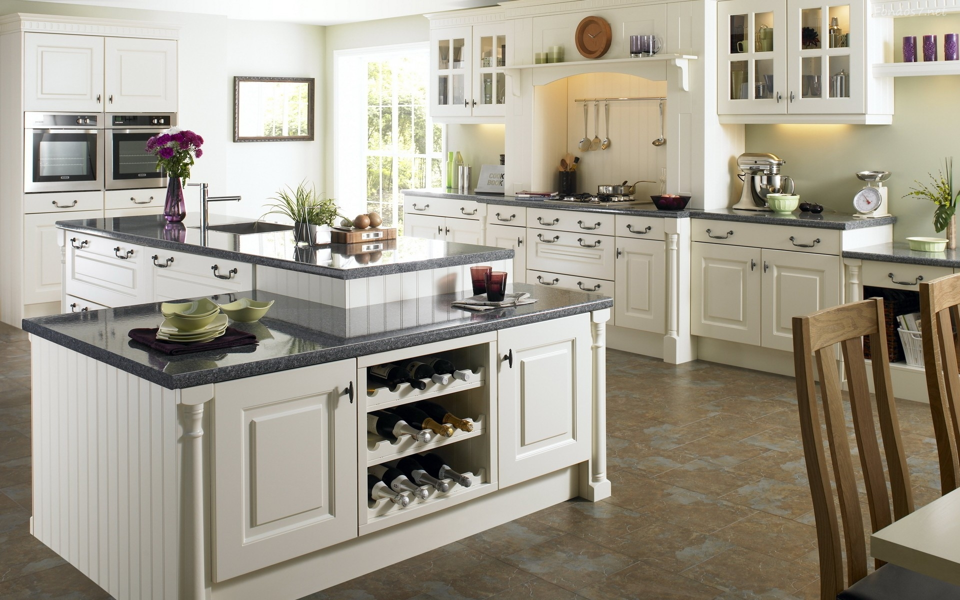 Kitchen Showrooms – Abstract Wallpaper photo - 1