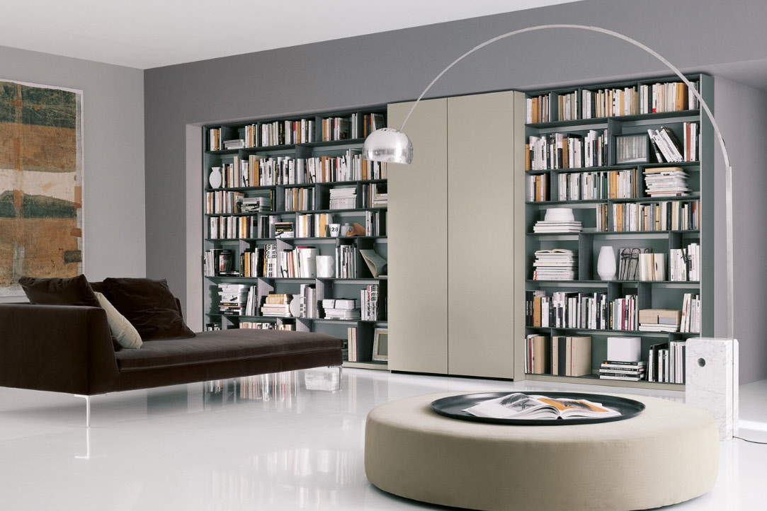 Library Interior Design Ideas photo - 3