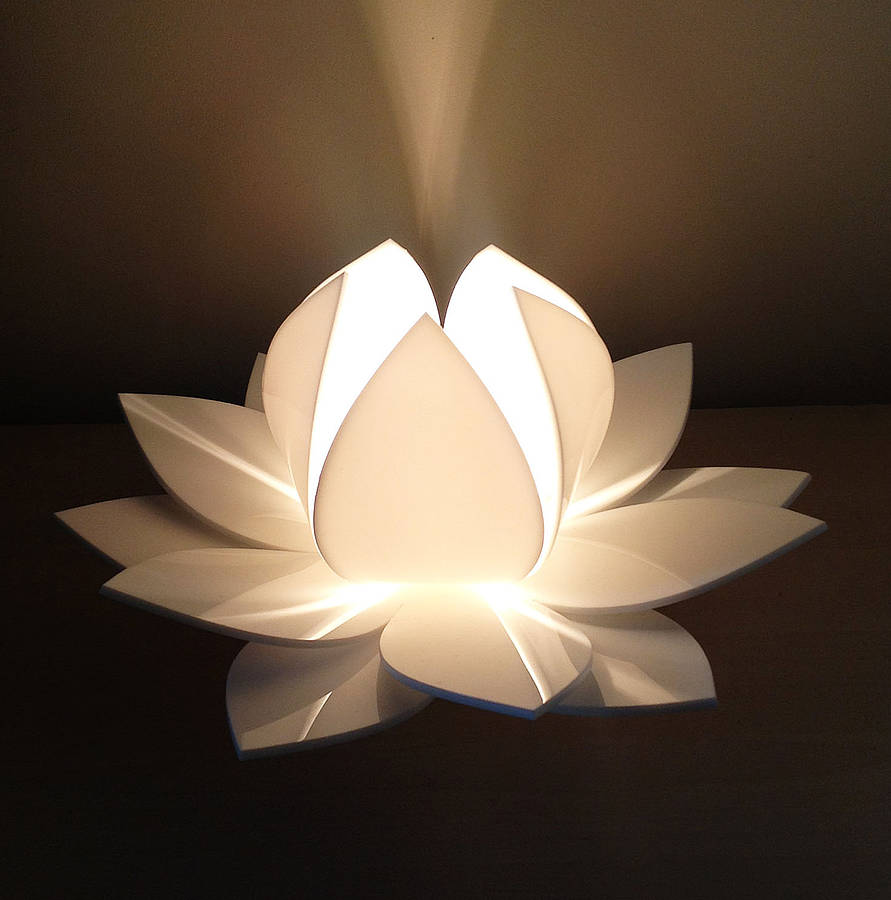 Lotus Ceiling Lamps photo - 2