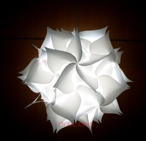 Lotus Ceiling Lamps photo - 6