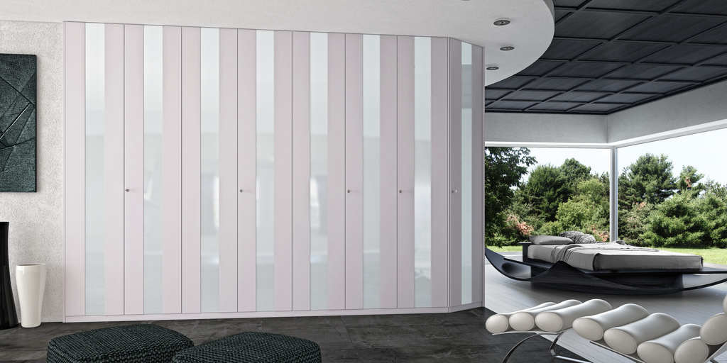 Mazzali 900 Wallpaper Wardrobe Cabinet photo - 3